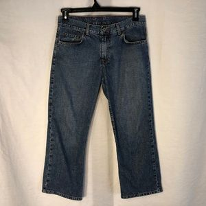 Lucky Brand 10 Jeans Dungarees Blue Denim 619